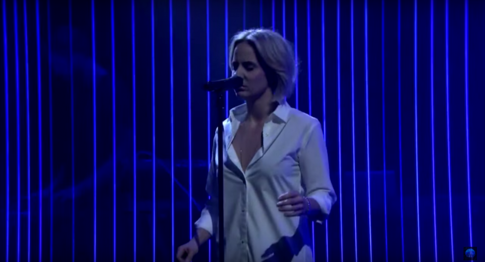 WATCH HOW DEEP IS YOUR LOVE ON JIMMY FALLON