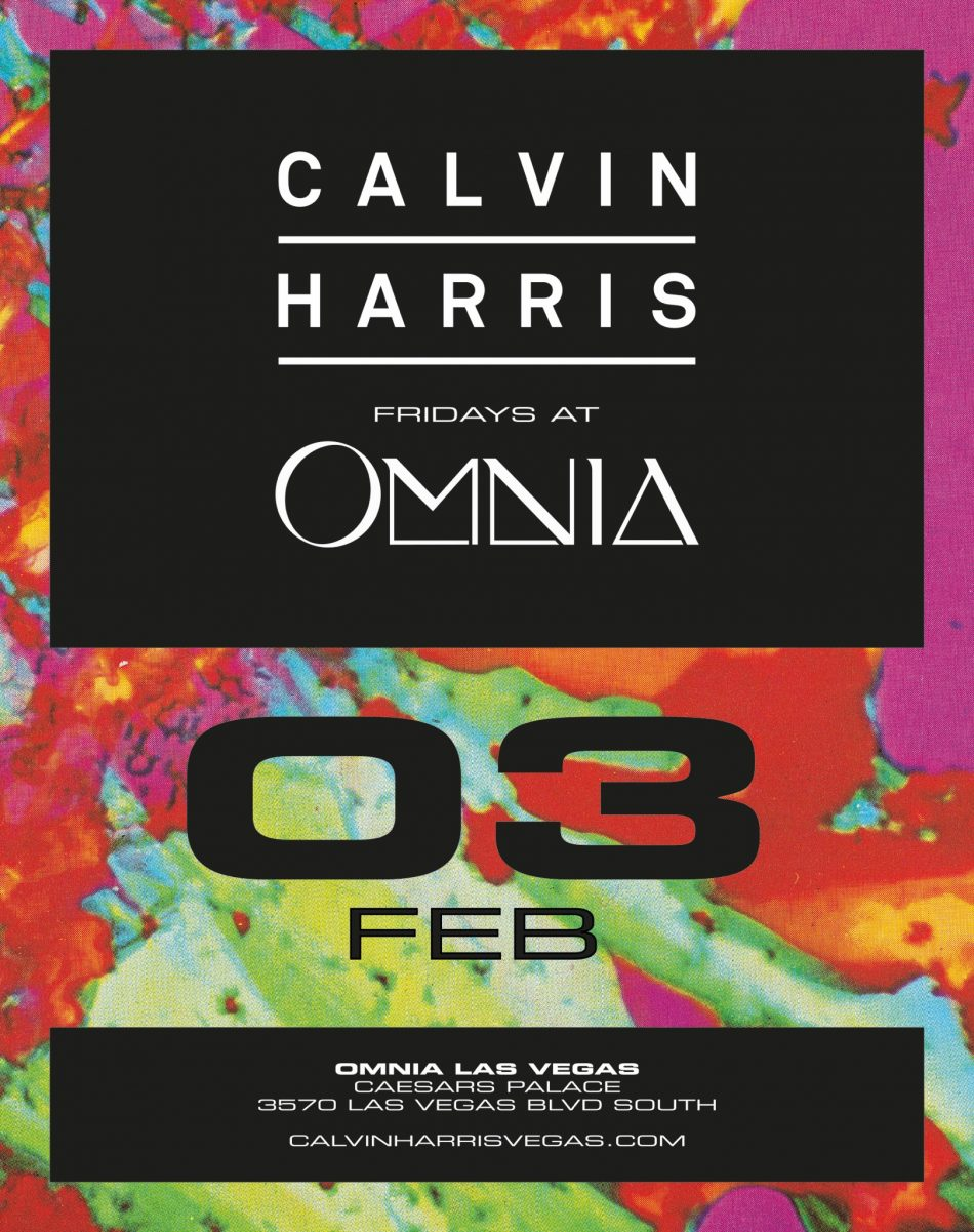 BACK AT OMNIA FEBRUARY 3