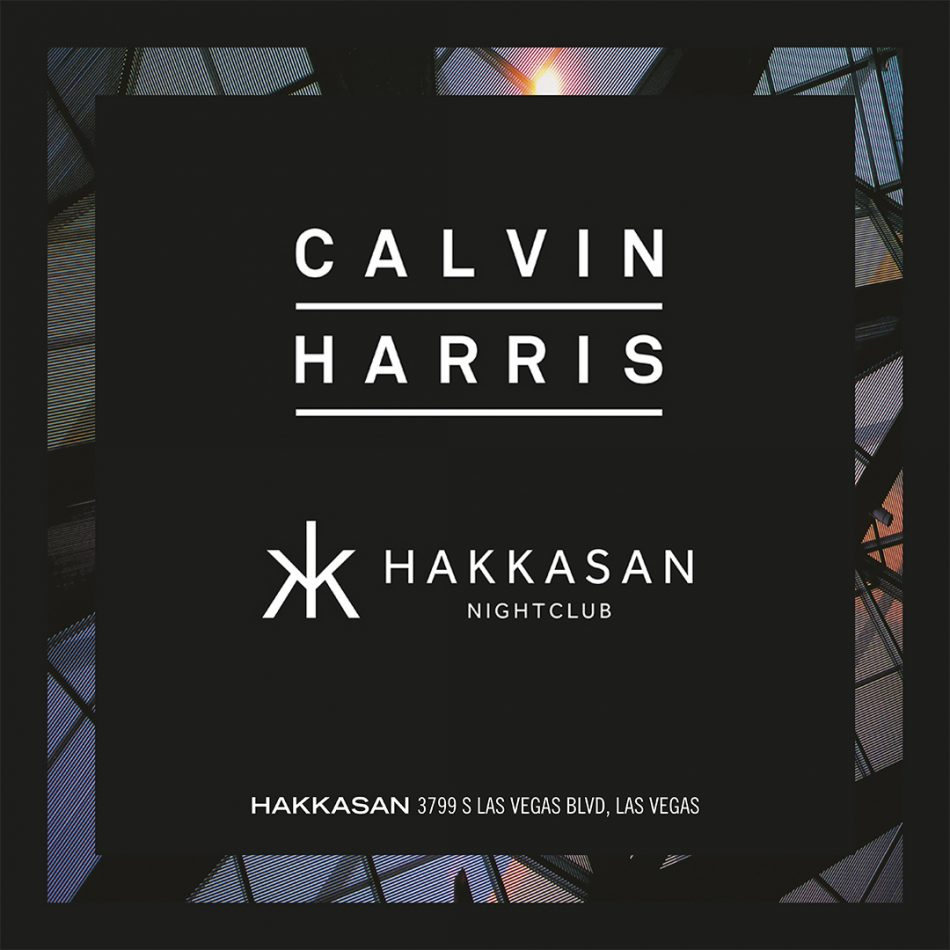BACK AT HAKKASAN MARCH 16