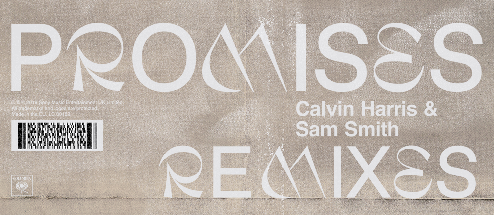 Calvin Harris & Sam Smith – Promises Remixes