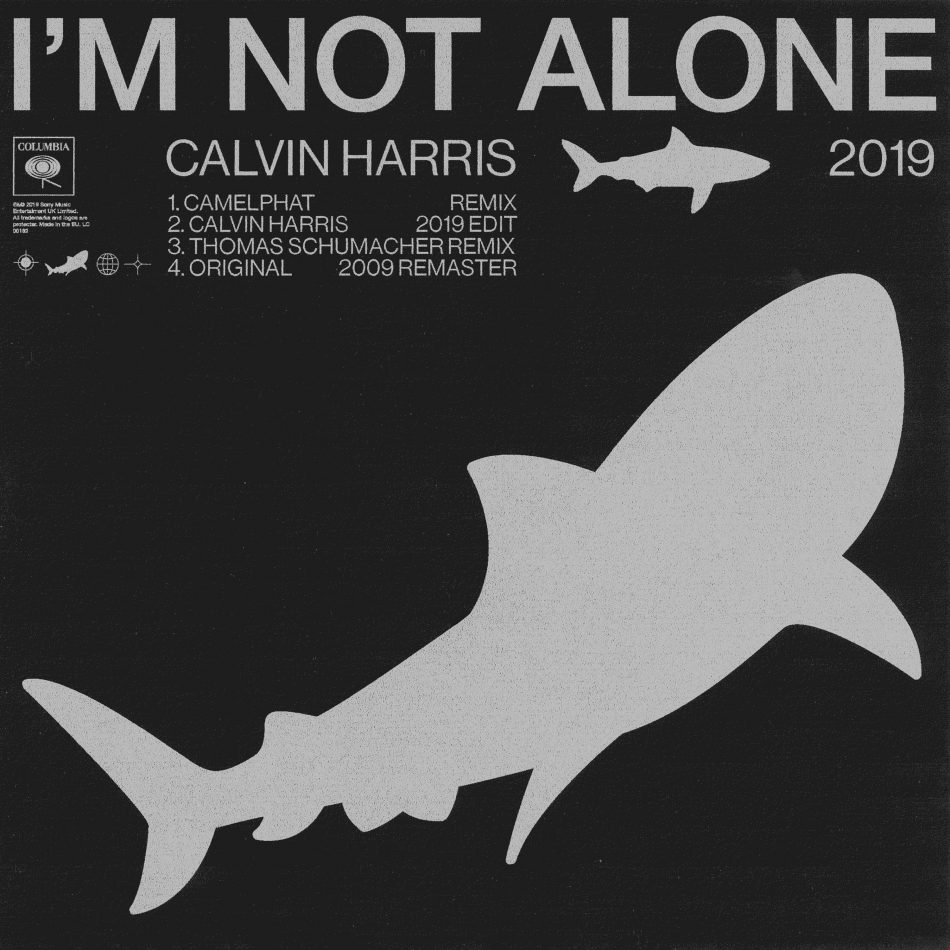 I'm Not Alone 2019 is out now!!!