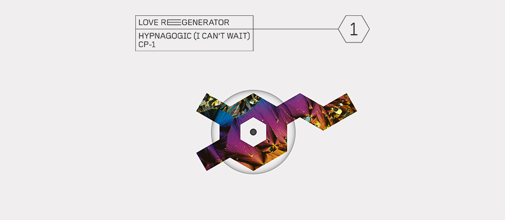 Love Regenerator 1 Out Now