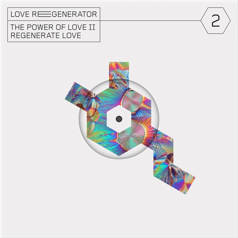 The 2nd Love Regenerator EP is out now!!! The Power Of Love II & Regenerate Love !!!!!